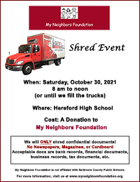 MNF Shred Event 10-30-2021